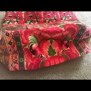 Charboni Bags - Large Charboni Fair Trade embroidered Tote!!